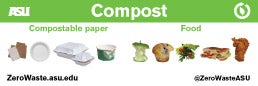 compost label for bins