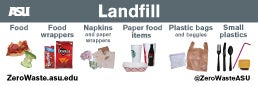 horizontal landfill sticker image